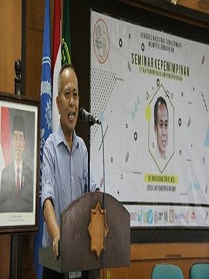 Dr. Inu Kenana Syafiie, M.Si.