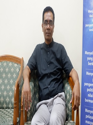 Isnaini Mualidin, S.IP., MPA
