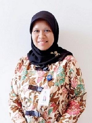Dewi Sekar Kencono, S.IP., M.Si.