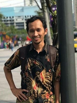 Bachtiar Dwi Kurniawan, S.Fil.I., MPA.