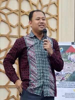 Dr. phil. Ridho Al-Hamdi, M.A.