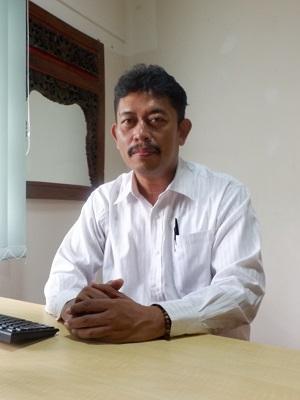 Dr. Suranto, M.Pol.