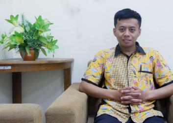 Muhammad Eko Atmojo, S.IP., M.IP.